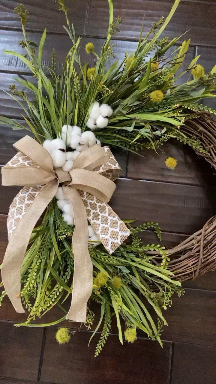 Photo of Green wreath