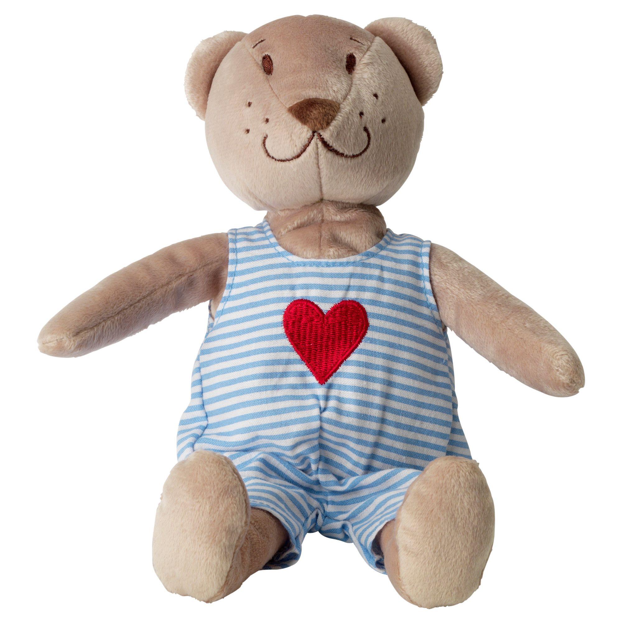 FABLER BJ–RN Soft toy Beige 21 cm