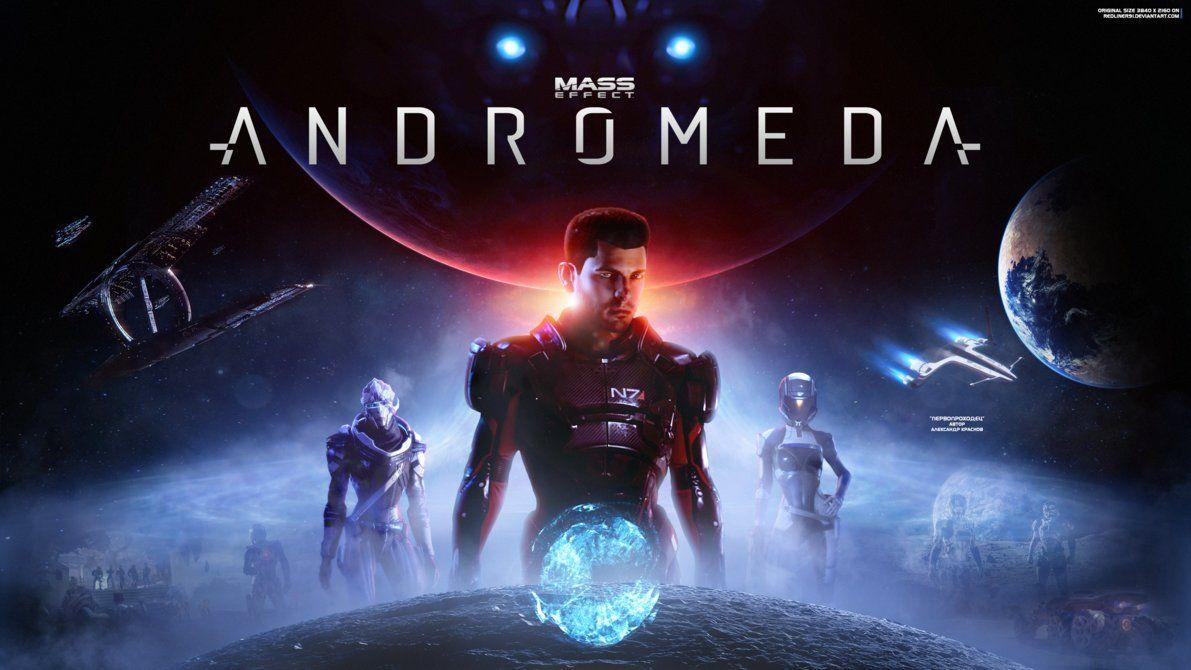 Pathfinder Mass Effect Andromeda Wallpaper 4k By Redliner91