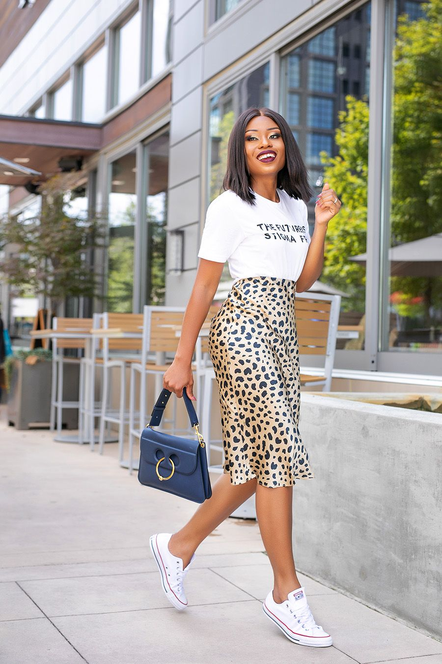 88ad0f420025  Styletips on how to style  LeopardPrint Skirt http   www.jadore