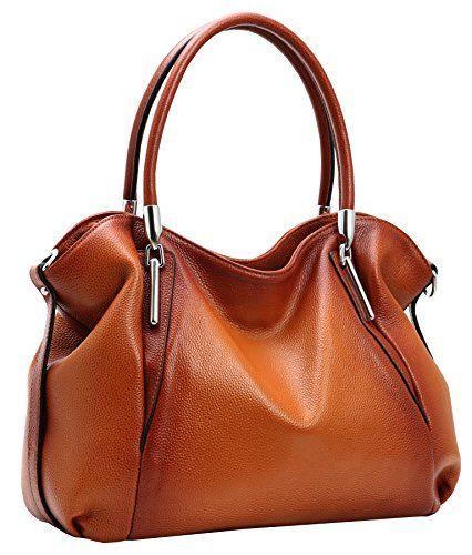 d166d76ee2fc $39.99 - Heshe Womens Leather Handbags Tote Bag Top Handle Bag Hobo Shoulder  Handbag Designer Ladies Purse Cross Body Bag