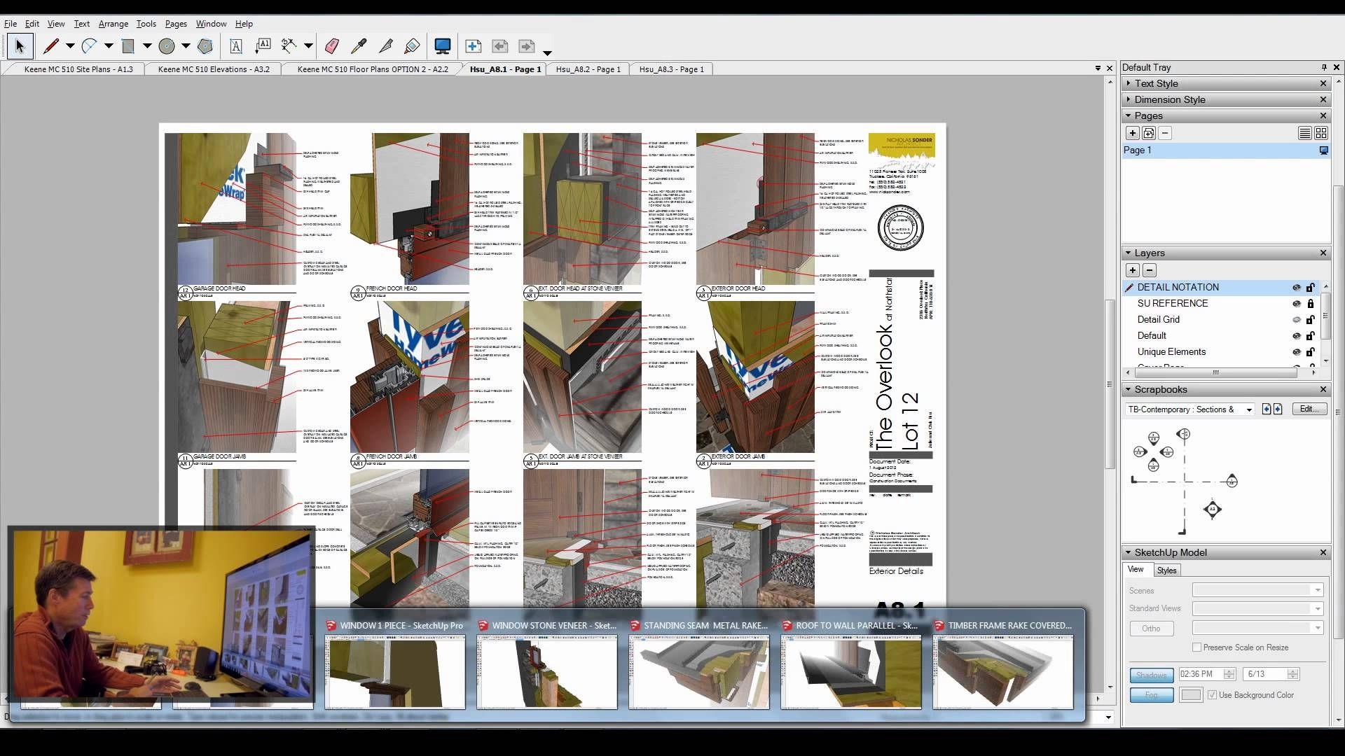 Nick Sonder Process 4 Detailing Software Design Sonder Layout
