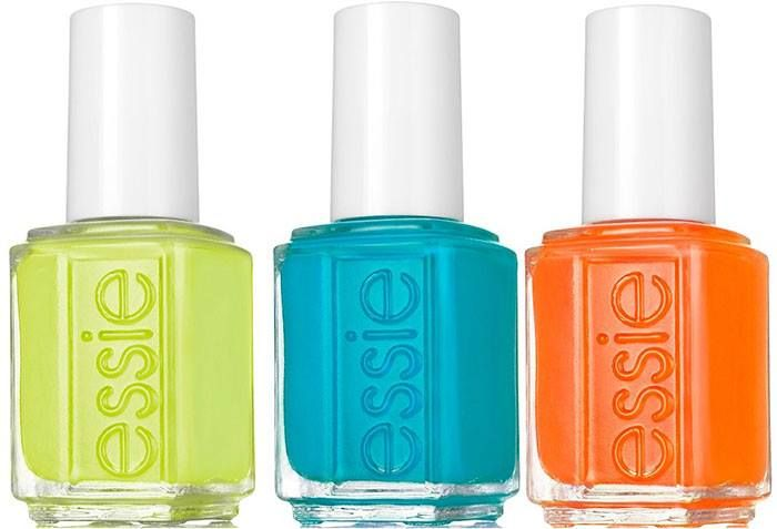Essie Off the Wall Neon 2016 Summer Collection | Pinterest | Summer ...
