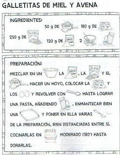 Pin De Lorena Rasgado En Español Texto Instructivo Para Niños Instructivos Para Niños Libros De Recetas