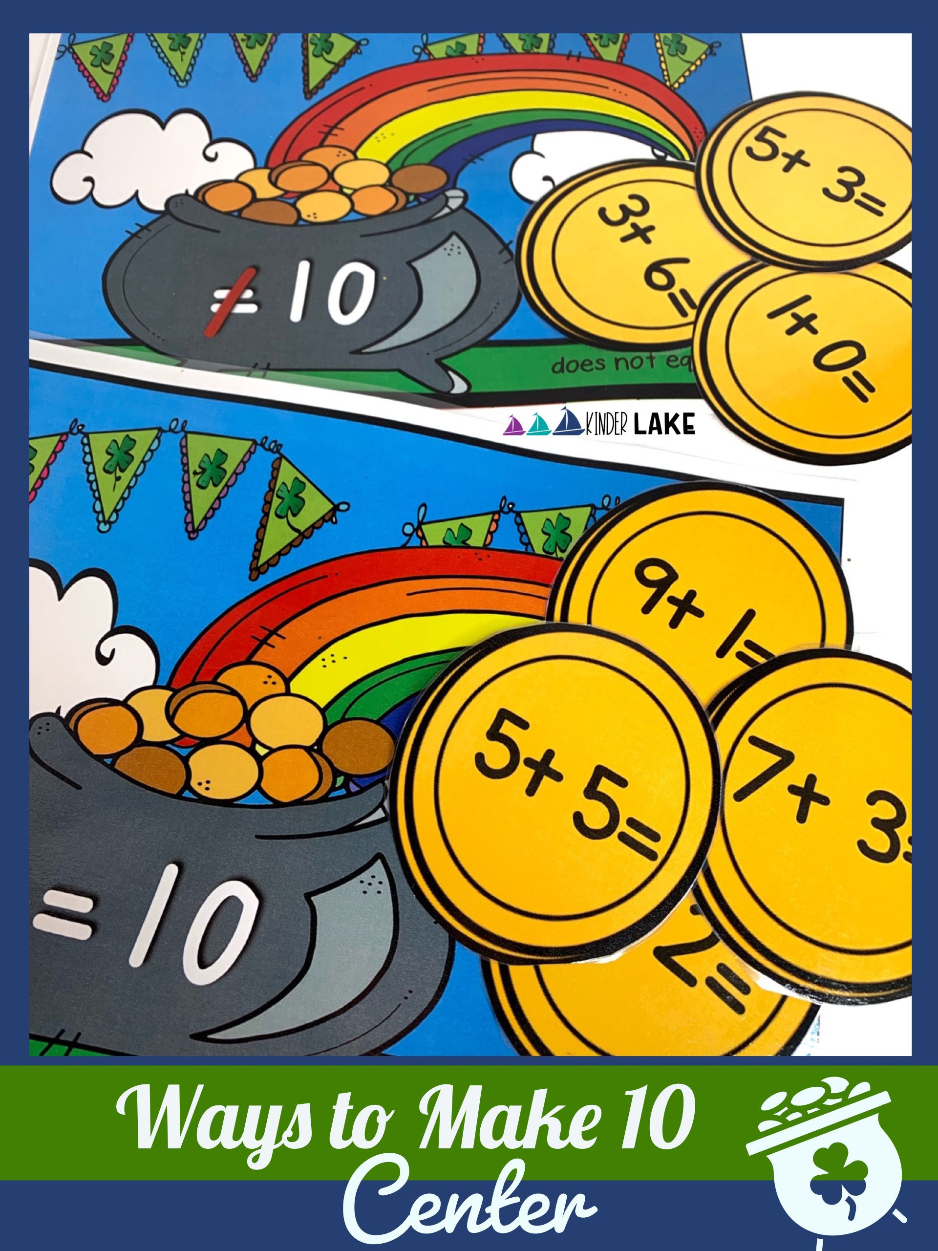 St Patrick S Day Math Activity