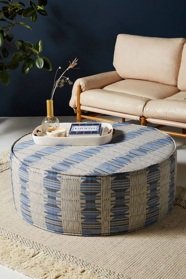 30 Poufs To Make Your Home Even Cozier Ottoman Pouf Trending