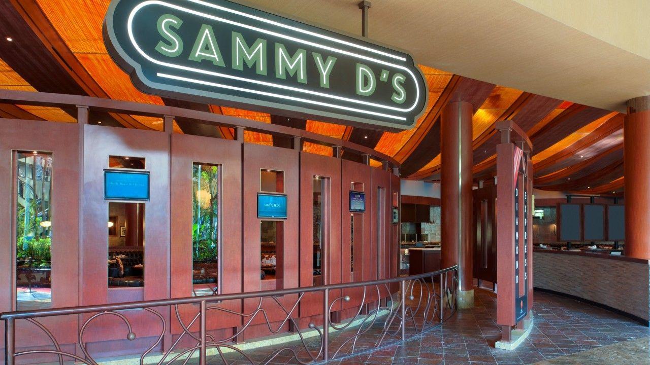 Harrahs Resort Atlantic City Dining Casual Sammy Ds Restaurant Bar 3 Atlantic City Casino Resort City Dining