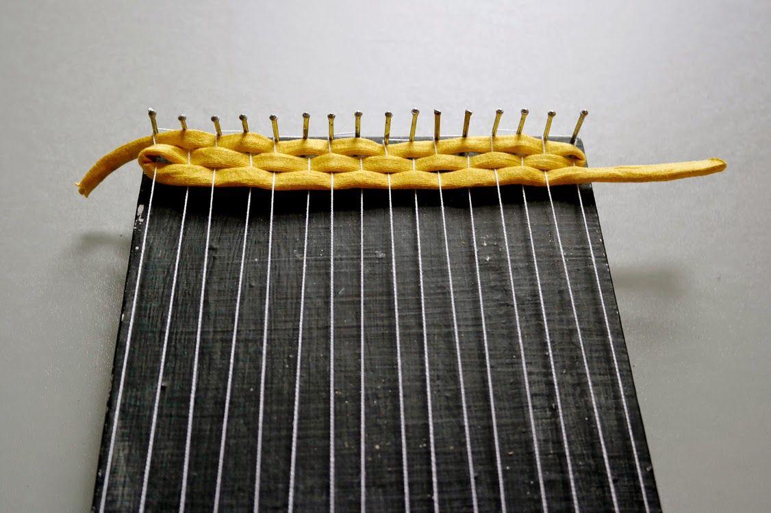 Miss Amy Phipps... Brighton UK // Craft // Vegan // Lifestyle: DIY - Make A Mini Loom