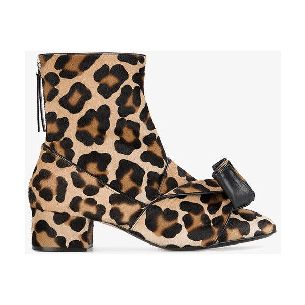 clearance looking for Nº21 leopard print ankle boots shopping online buy cheap store cheap sale pictures outlet store for sale 80sDeCmI