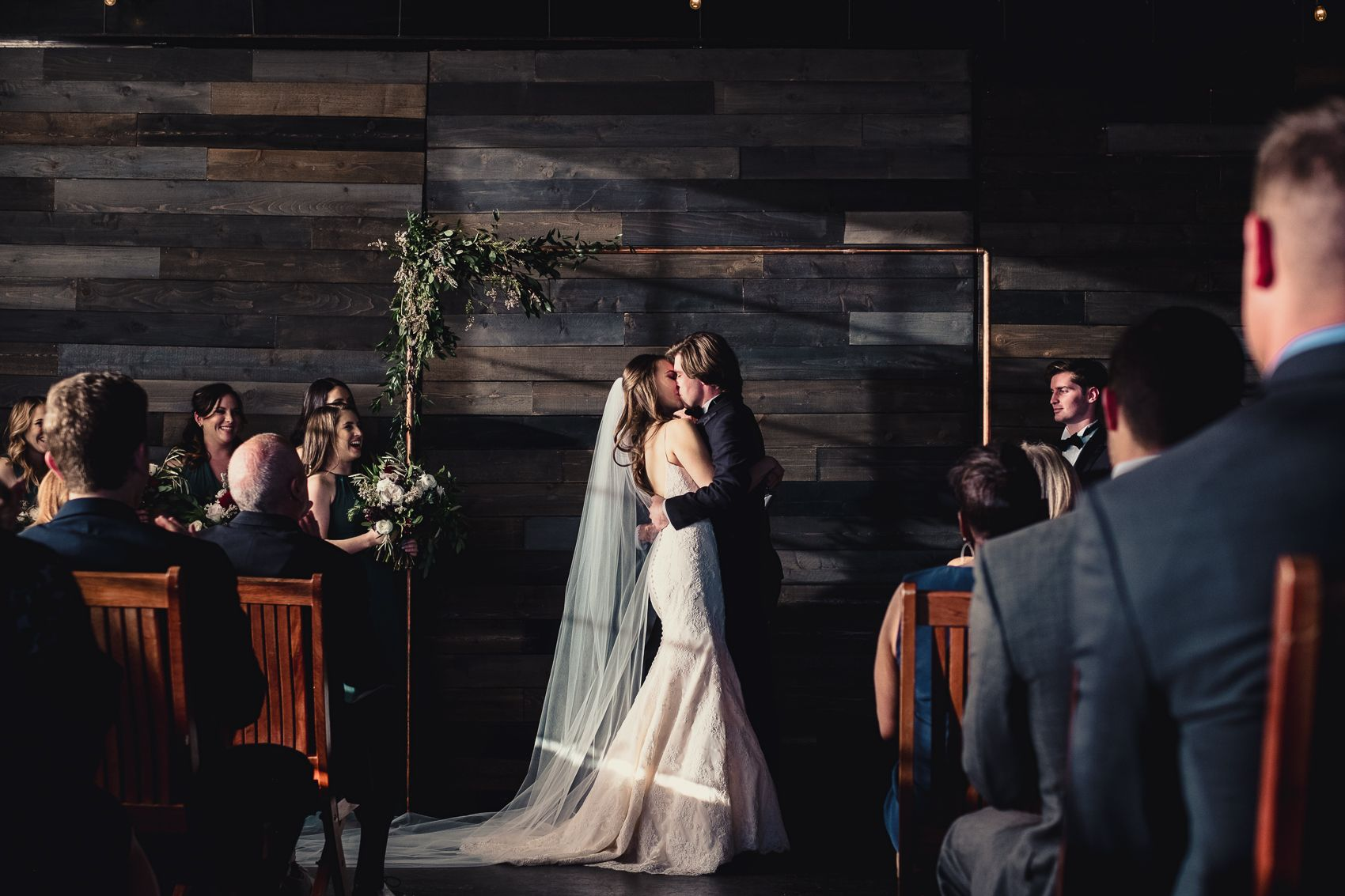 Two Wonderful People At This Gorgeous Moss Denver Wedding Colorado