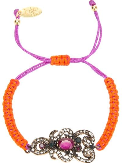 KATERINA PSOMA Bejewelled Friendship Bracelet