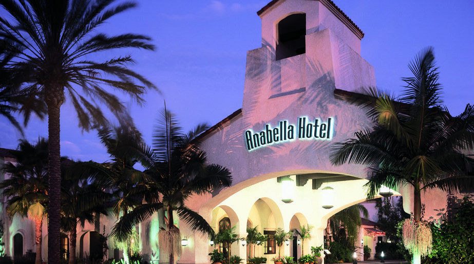 Pictures Of Anabella Hotel The Anaheim California