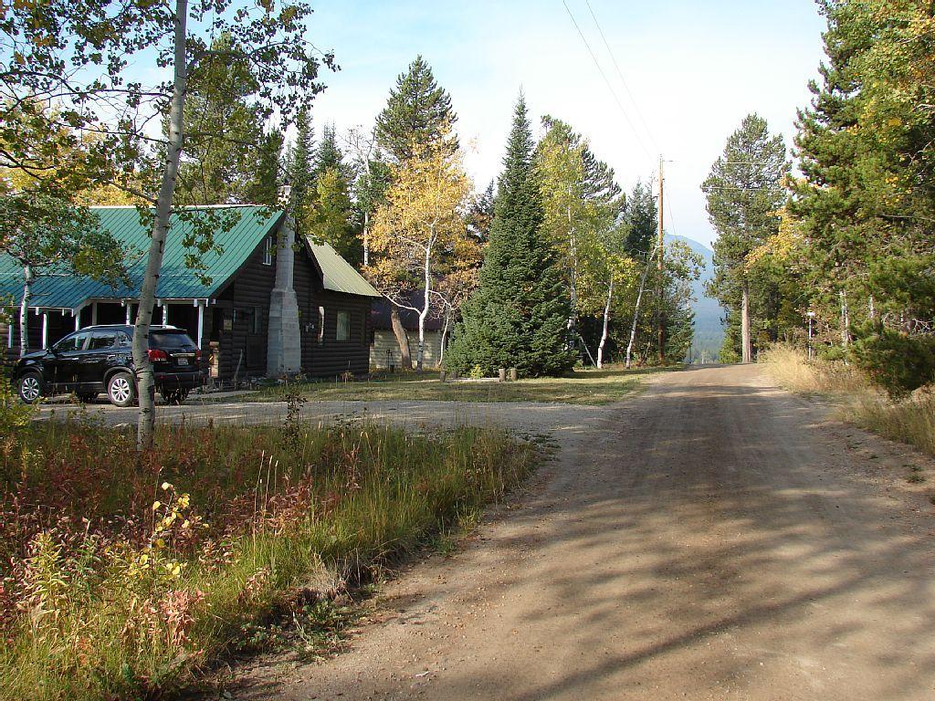 Cabin vacation rental in Island Park, Idaho, United States