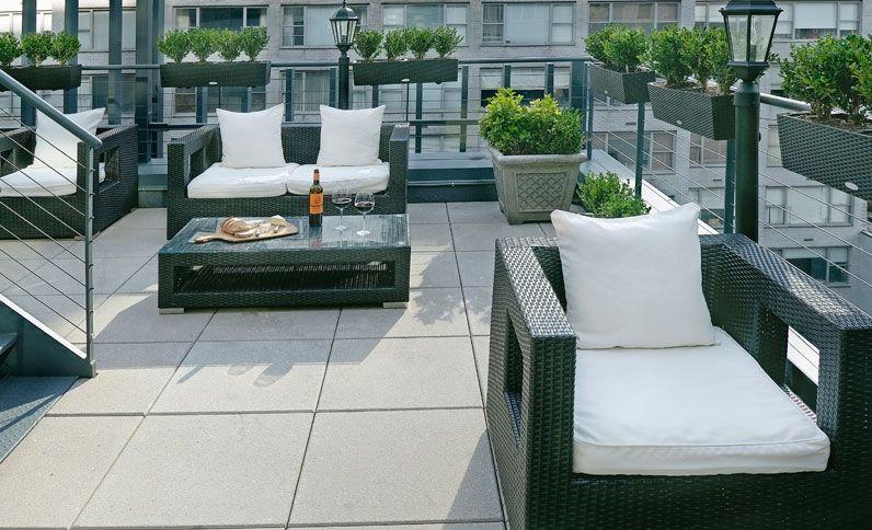 Roof Daytime - Carvi Hotel New York City, New York