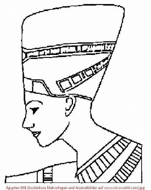 Ägypten 008 (kostenlose Malvorlagen und Ausmalbilder auf www ...
