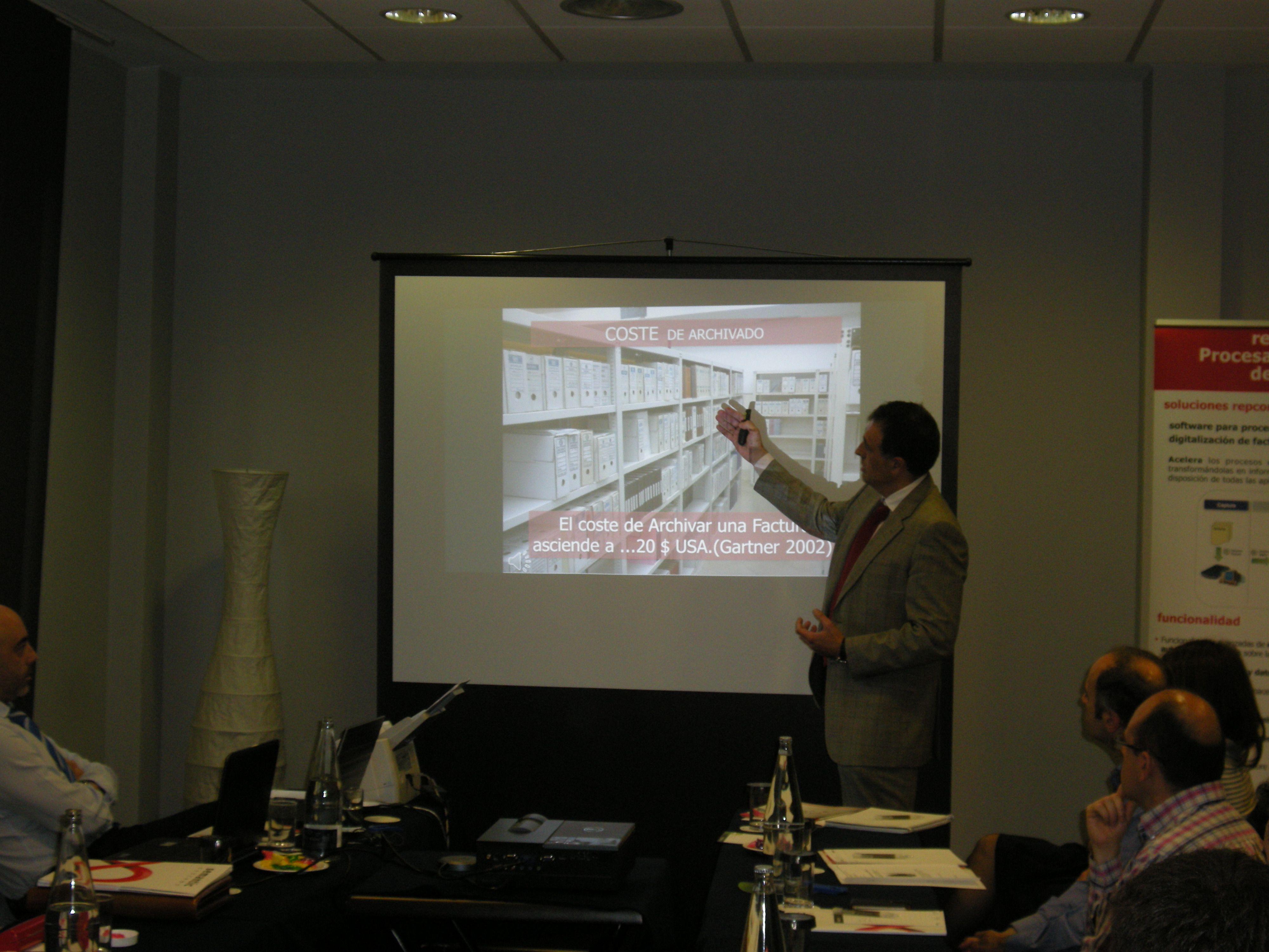 Presentación REPCON Invoices Rogelio Heredia - Repcon