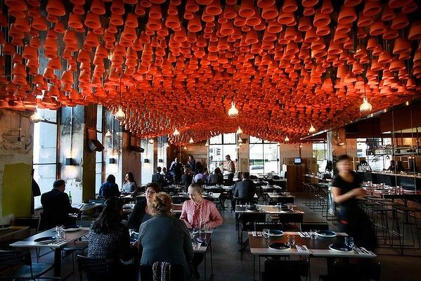 Best new on trend restaurant the noisy fun and fast gazi for American cuisine melbourne