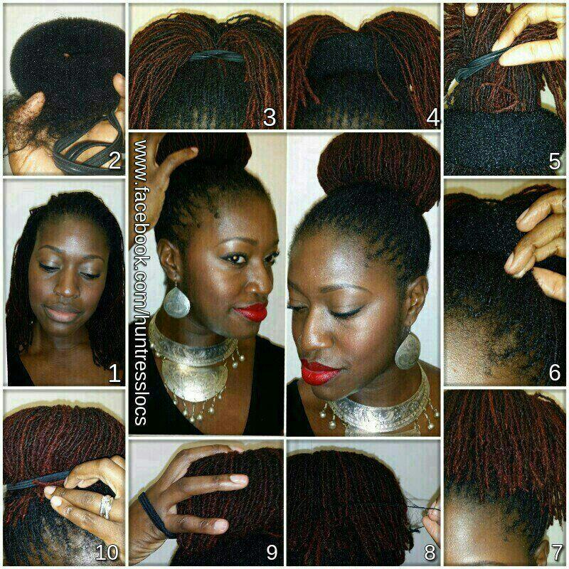 Amazing 1000 Images About Sisterlocks Hairstyles On Pinterest Short Hairstyles Gunalazisus