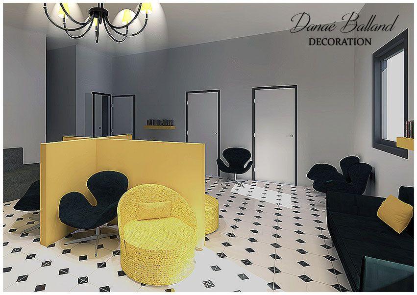 Décoration aménagement intérieur / Salle d\'attente cabinet médical ...