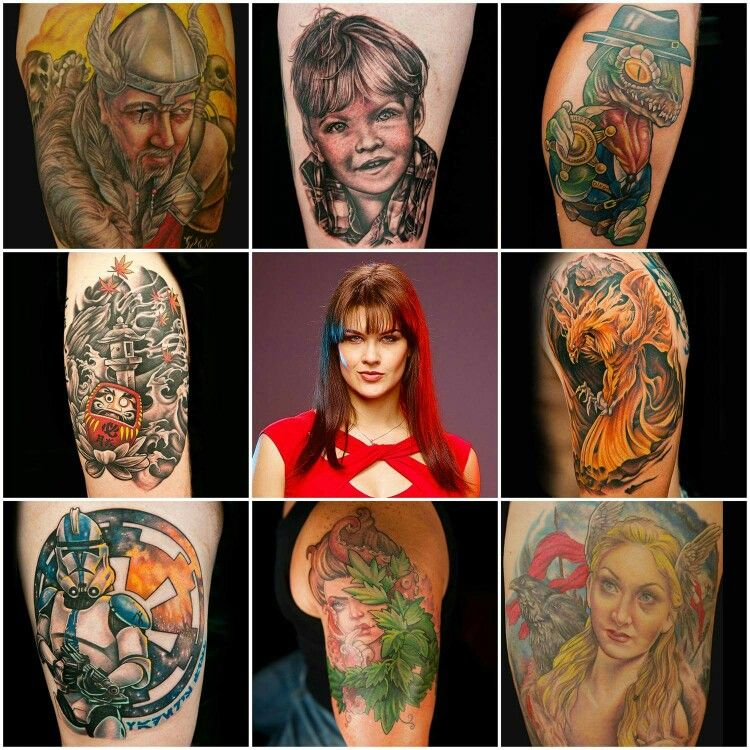 Ink Master runner up Sarah Miller (With images) Ink