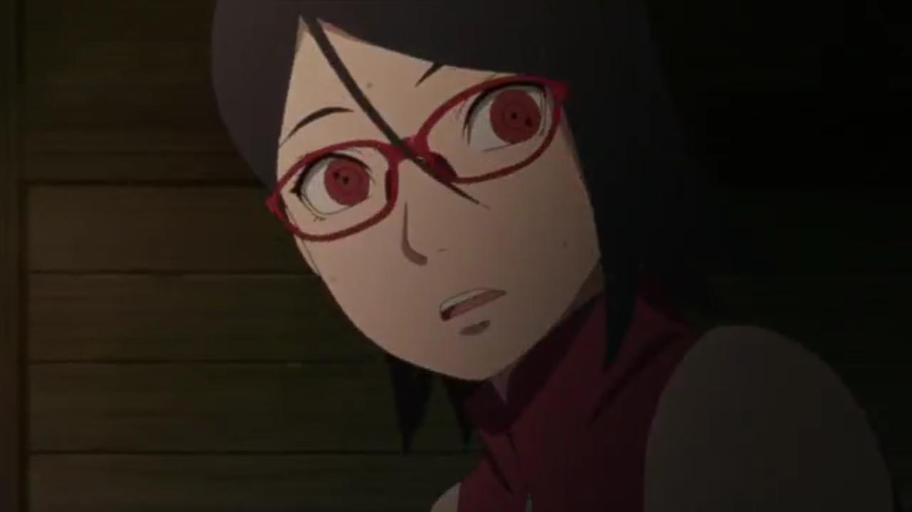 sarada uchiha Tumblr Uchiha, Streaming anime, Boruto
