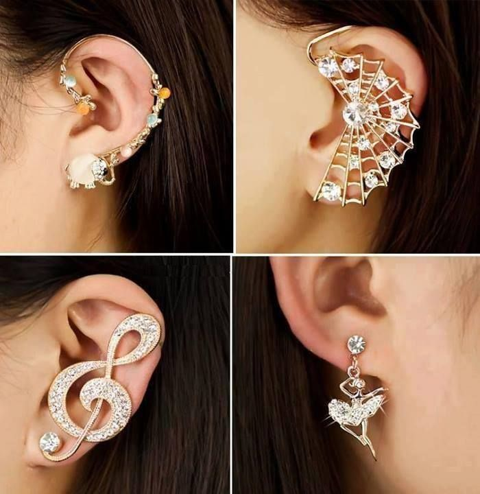 2014 Fashionable Designs Of Earrings For Women And Teenage Girls ...