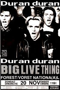 Duran Duran (20/11/1988)