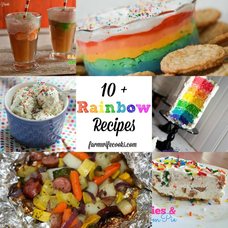 """Are you looking for a fun way to get your kids to eat their fruits and veggies? Tired over the struggle of having to get your kids to try new food? This """"Rainbow Dinner Project, Eat, Drink and Play by Color"""" will make dinner fun again and have your kids excited to try new foods....Read More »"""
