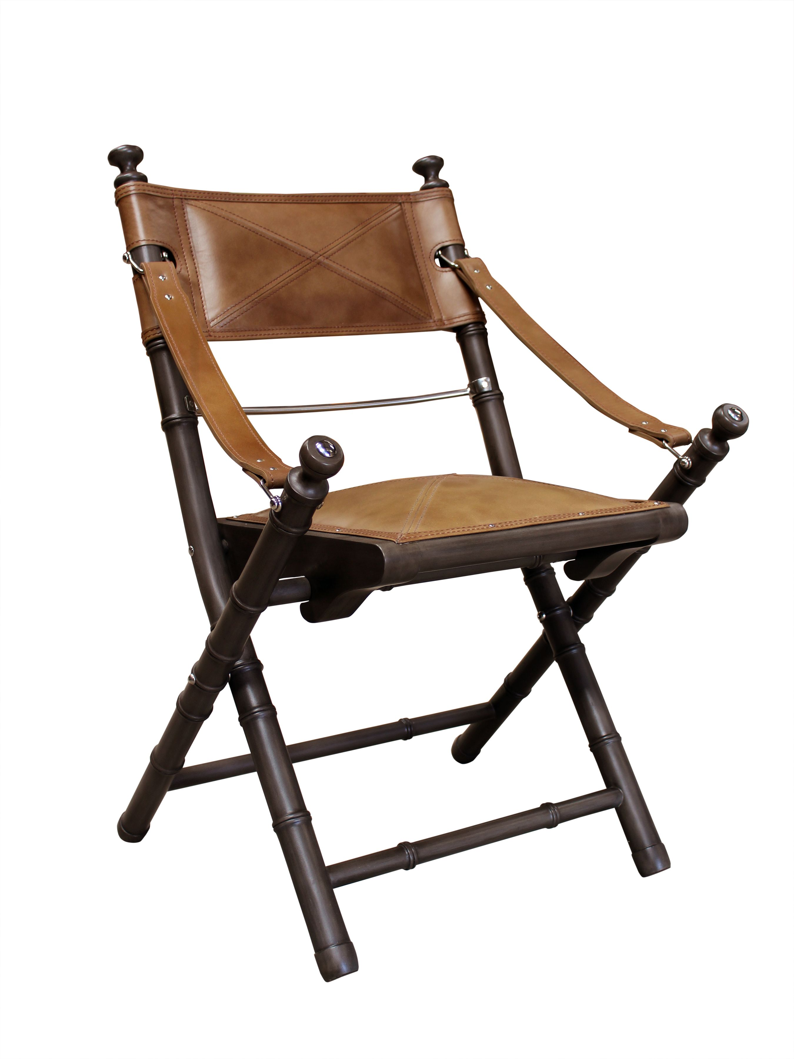 Campaign Chair By Prizmic And Brill Classic Home Furniture Chair British Colonial Style
