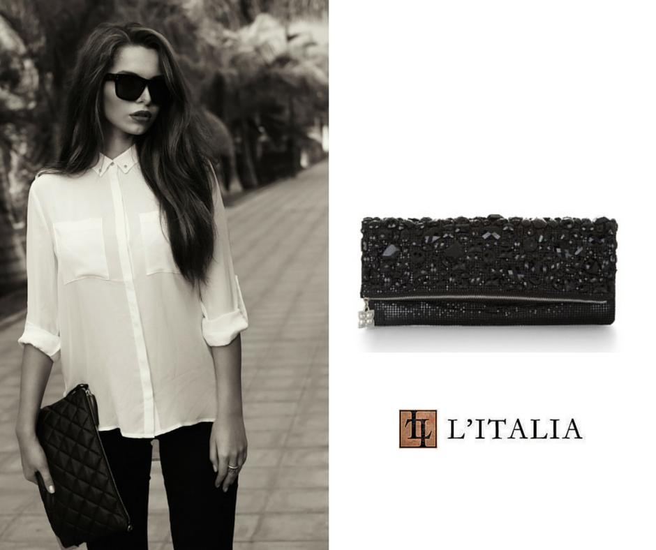 Get the look only at L'Italia. http://litalia.com #LItaliaStyle #MadeInItaly