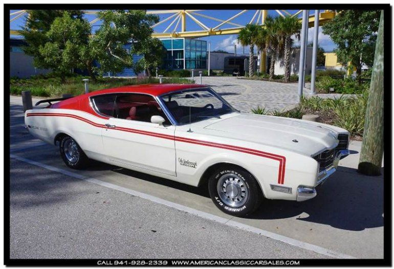 1969 Mercury Cyclone Coupe for sale 1787023