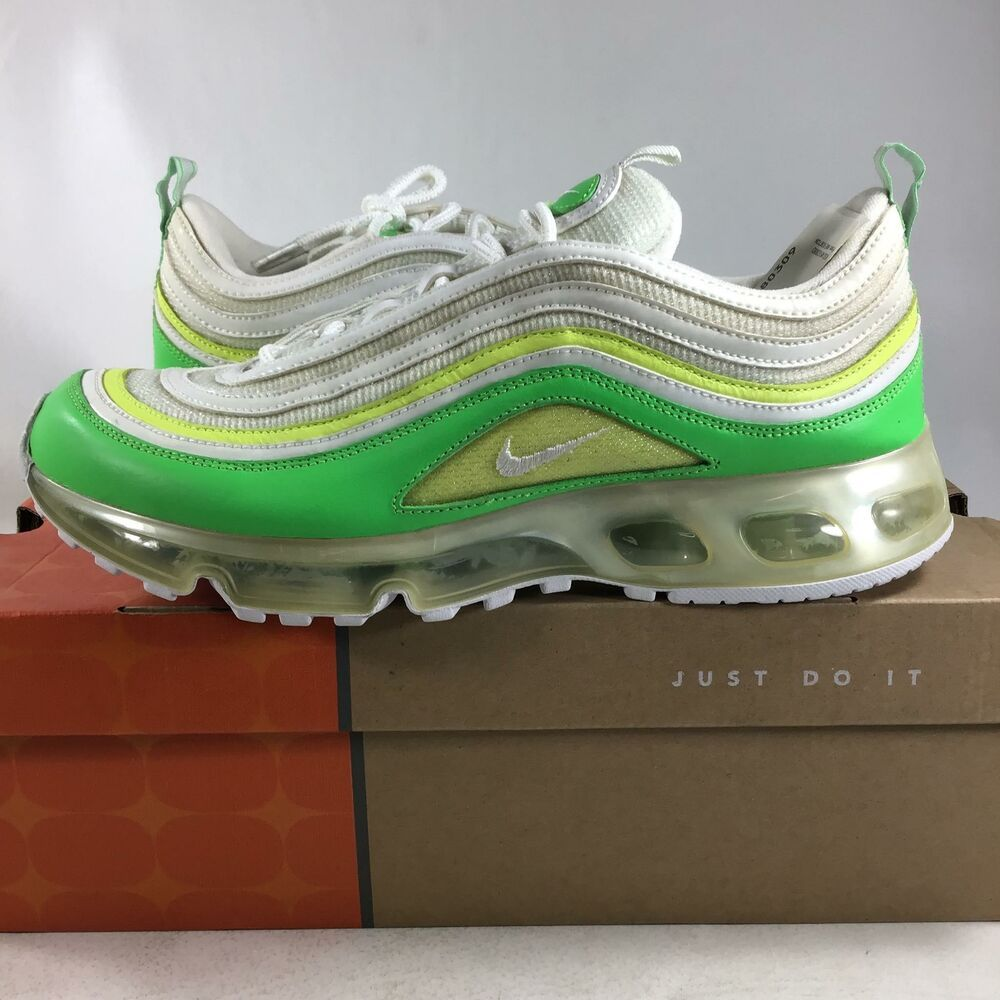 sale retailer 5b7be c2597 2006 Rare QTSS SAMPLE Nike Air MAX Radiant Green, white 315860311 Size 9,  NEW