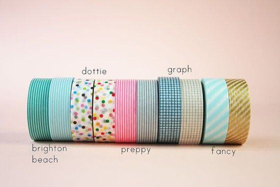 Inspired by: Washi Tape | Hello Lidy