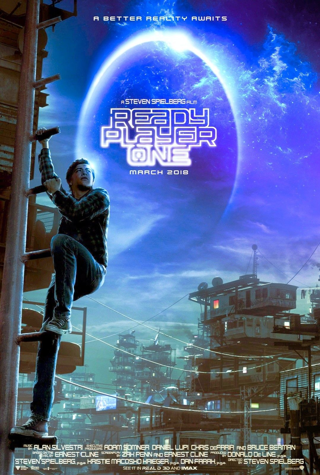 Ready Player One Vf : ready, player, Madison, Conner-oaks, Movies, Ready, Player, Movie,, Trailer