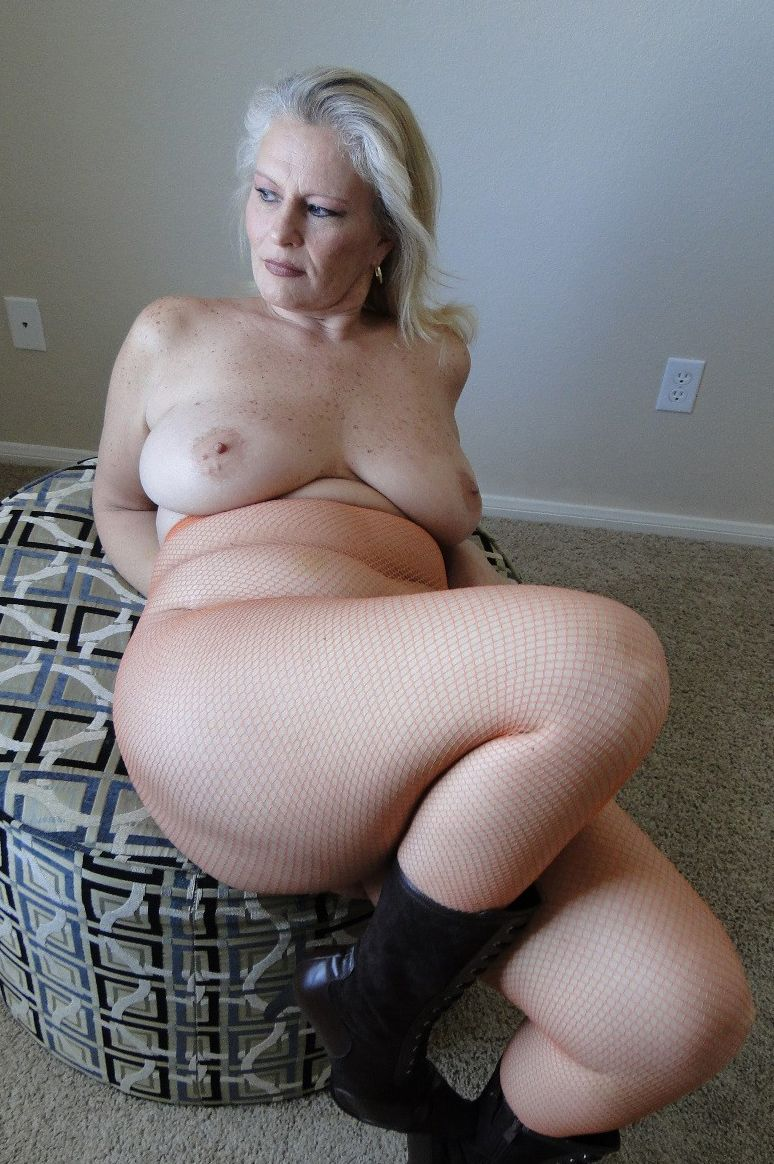 nude photo of older woman