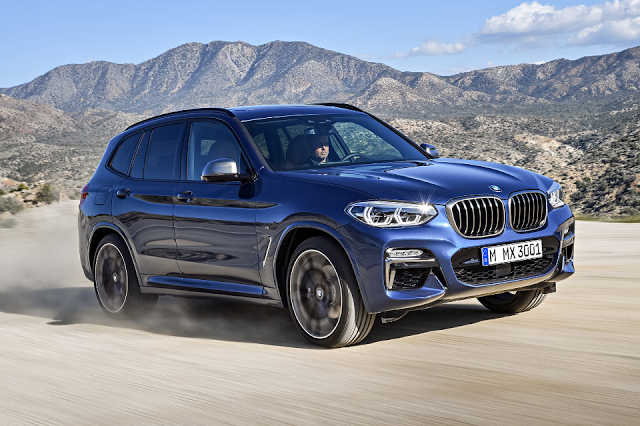 2020 BMW X4 Redesign, M40i, M Package >> All New 2019 Bmw X3 Prices M Sport Xdrive28i Changes