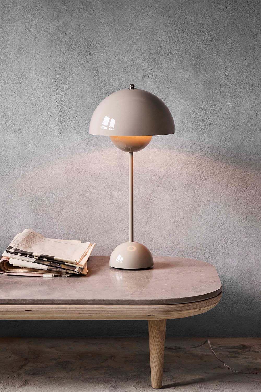 Flowerpot Vp3 Table Lamp In 2020 Modern Table Lamp Table Lamp Lamp
