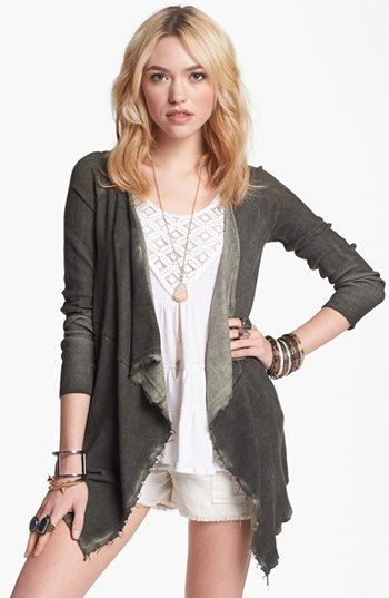 Free People 'By the Way' Cardigan available at #Nordstrom