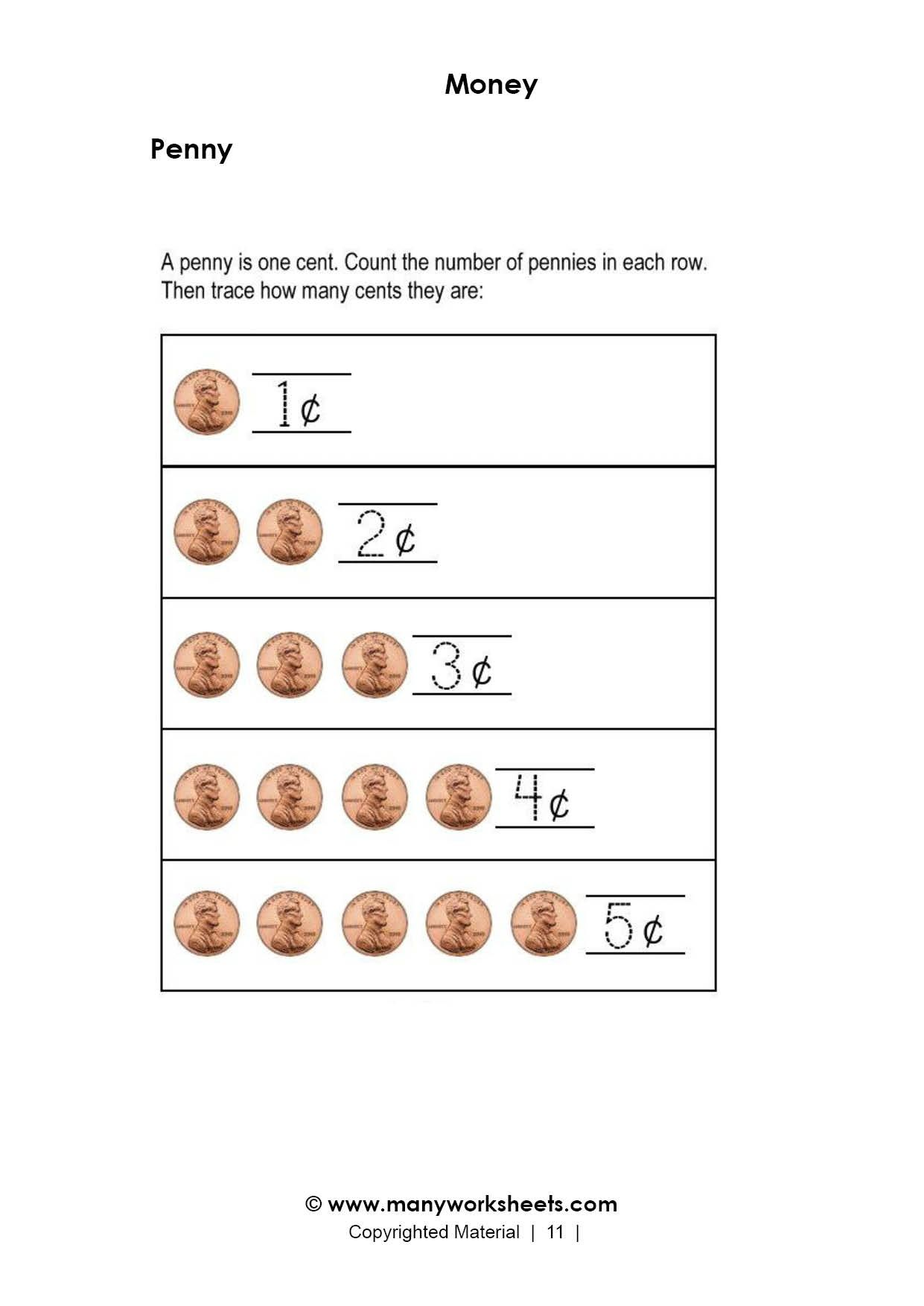 Counting Money Worksheets Math Countingmoneyworksheets