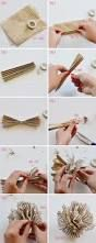 how to make tissue paper pom poms - Google Search