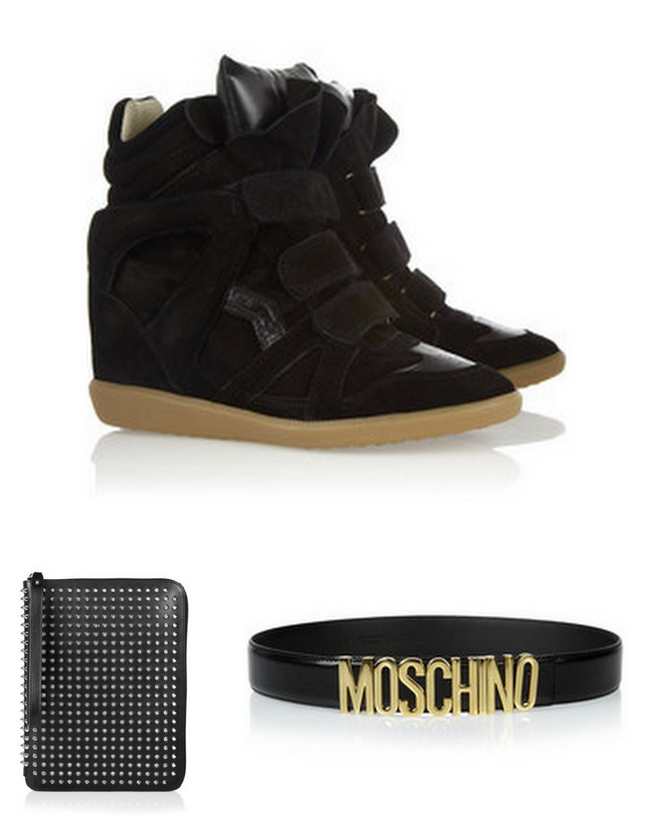 Ring My Bell Isabel Marant Sneakers Ring My Bell Fashion Spot