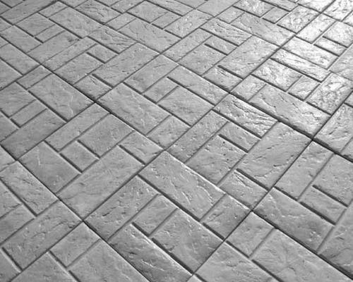 16 Wetcast Ashlar Patio Block At Menards Patio Blocks Patio Landscape Materials
