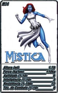 Mistica (Mystic)