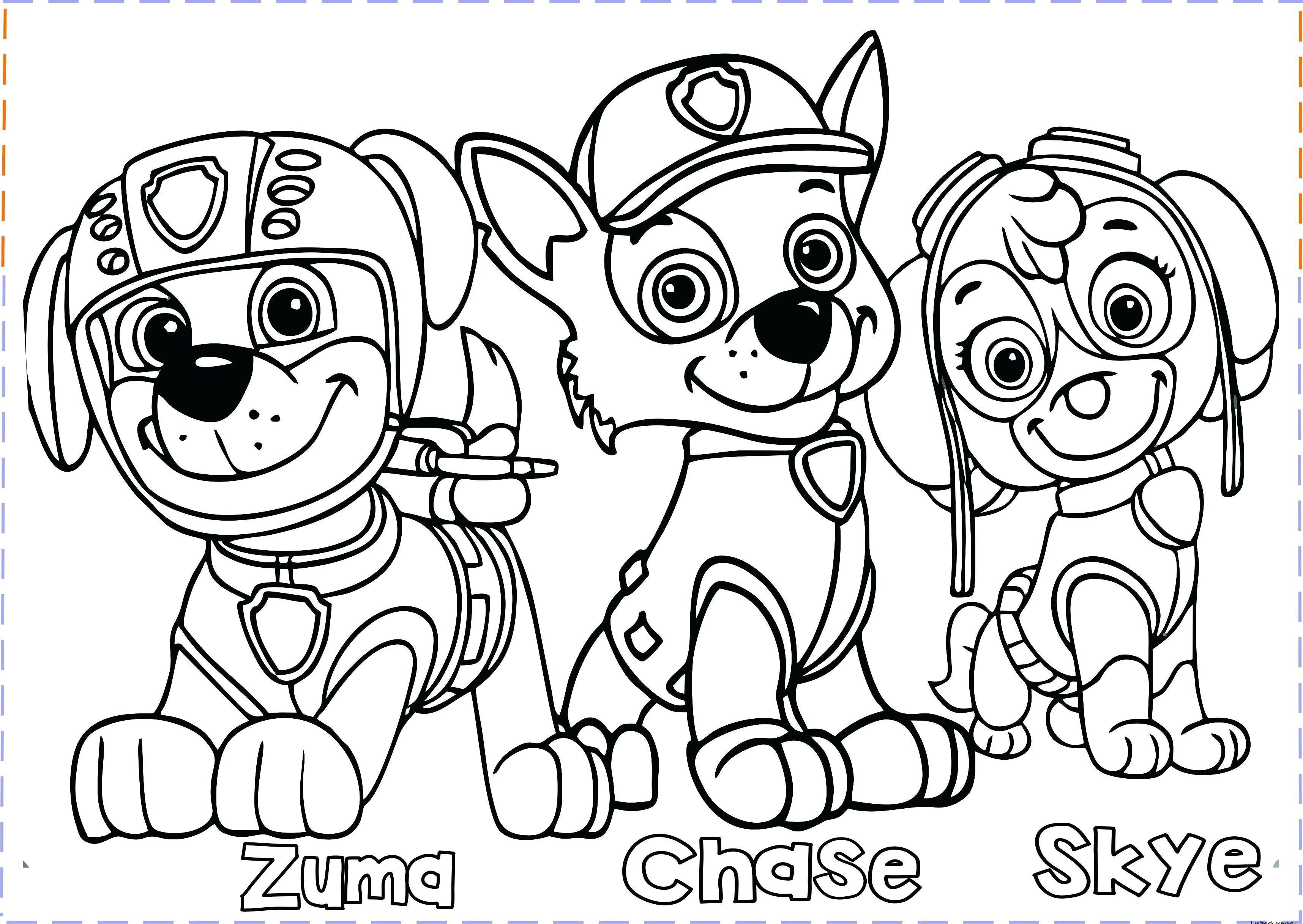 Paw Patrol Coloring Book Inspirational Coloring Pages Printable Coloring Book Pages With M Paw Patrol Coloring Paw Patrol Coloring Pages Cartoon Coloring Pages