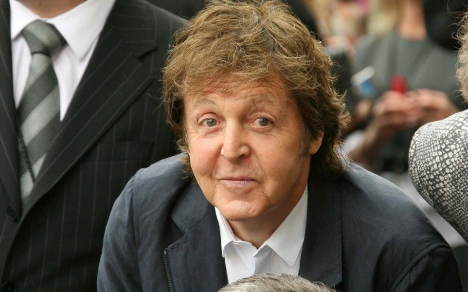 Paul McCartney On Smoking Up Before Going Onstage In 2017