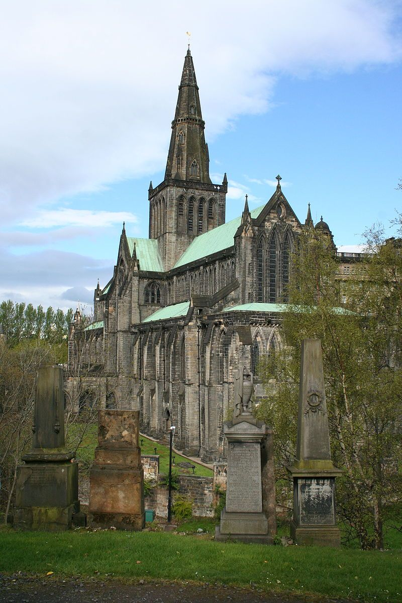 Glasgow Cathedral 06 - Gothic architecture - Wikipedia