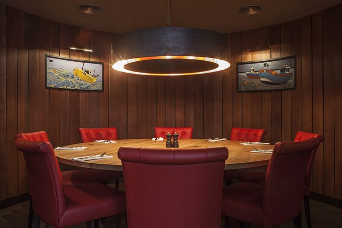 Burger Lobster Threadneedle Street London Restaurant