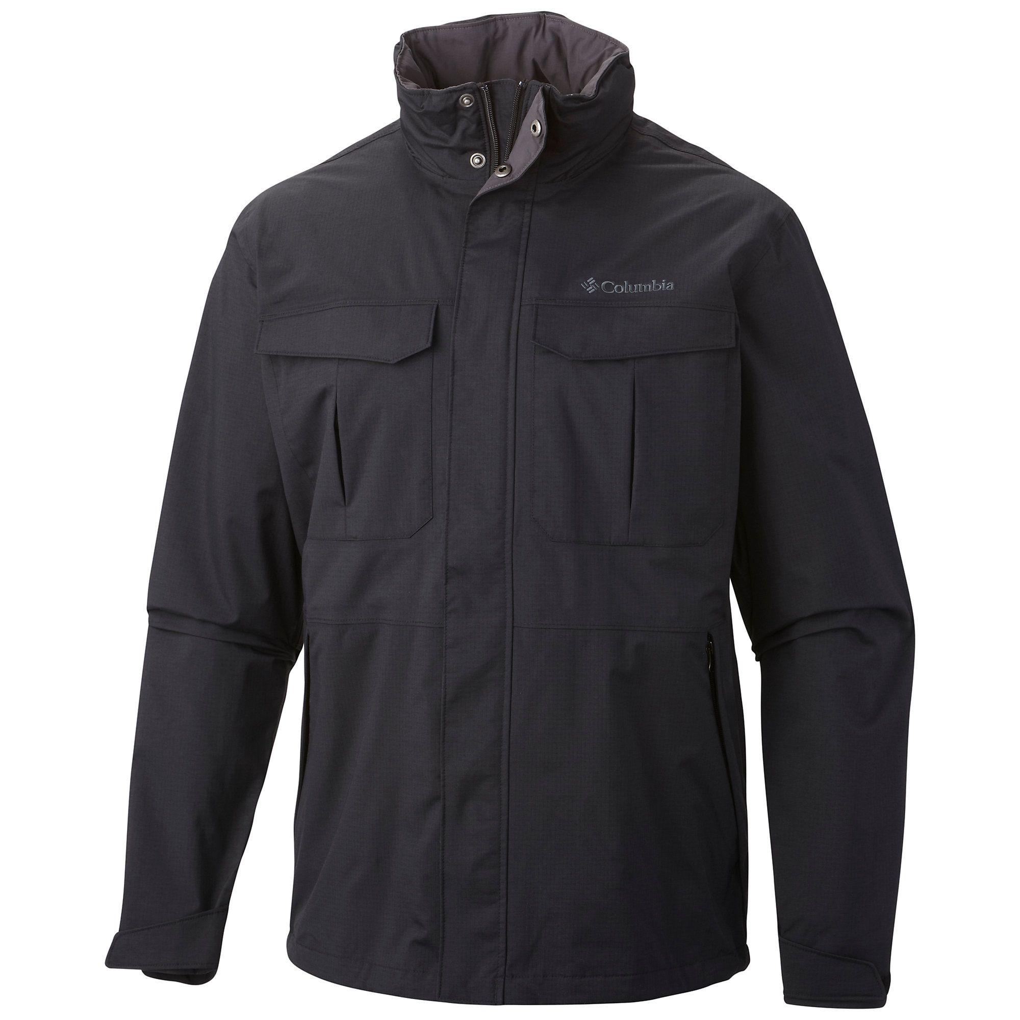 Columbia Men's Dr Downpour Waterproof Jacket Xwalker