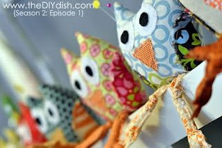 FREEBIES FOR CRAFTERS: Owl Pincushion