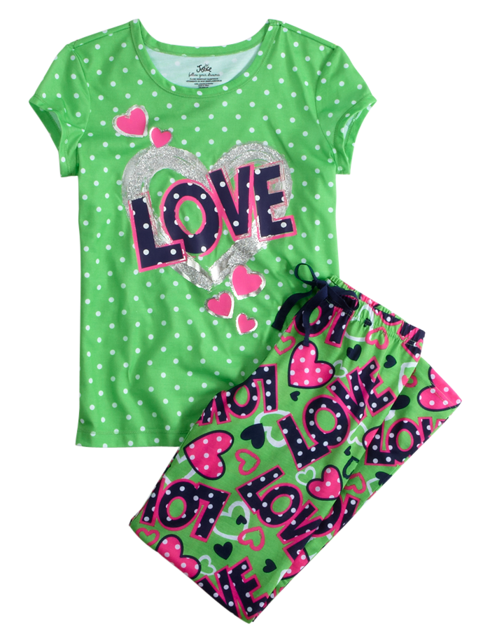 d19cccda08cf Girls Pajamas